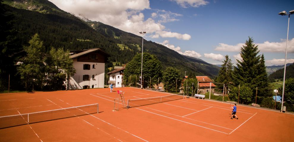 Hotel Sport, Klosters